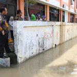 Wali Kota Tegal H. Dedy Yon Supriyono Tinjau Lokasi Terdampak Banjir