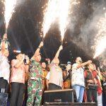 Di Malam Pergantian Tahun, Wakil Walikota Tegal Muhamad Jumadi: Masyarakat Sangat Berperan
