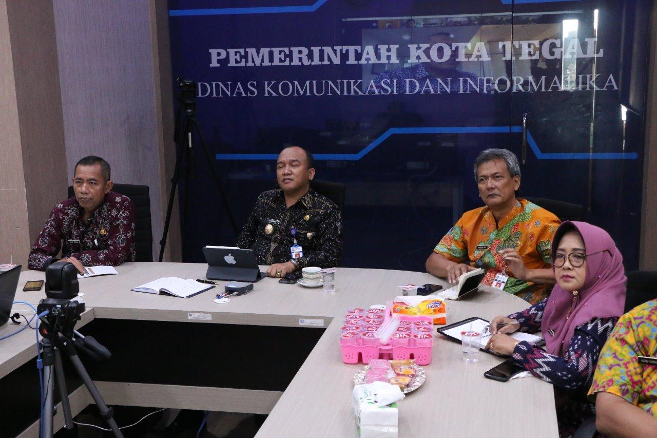 Terkait Pilot Project Flexy-Work  Menteri PPN/Bappenas Setujui Usulan Wakil Walikota Tegal