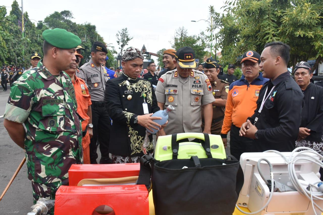 Apel Kesiapsiagaan, Bupati Batang Intruksikan Tiap Kecamatan Siapkan Posko Bencana 24 Jam