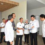 Tinjau Gedung Co- Working Space, Wakil Bupati Tegal: Pemerintah Sediakan Fasilitas Gratis Untuk Masyarakat
