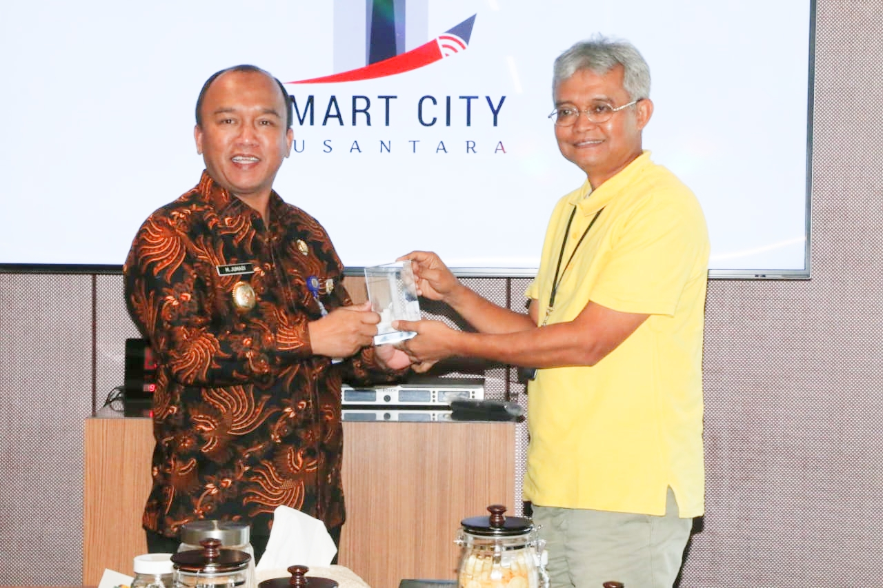 Sinergi dan Kolaborasi Adalah Kunci Dalam Mewujudkan The Real Smart City Kota Tegal