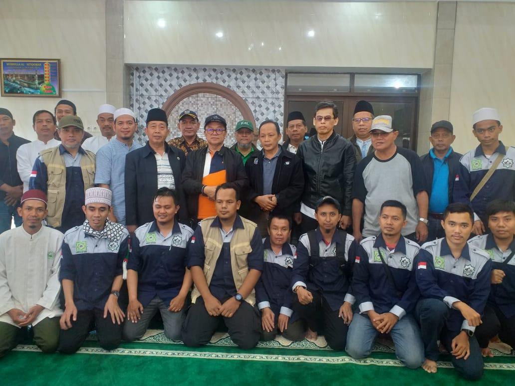 Jakarta Islamic Center dan MUI Gelar Aksi Baksos Peduli Terdampak Banjir
