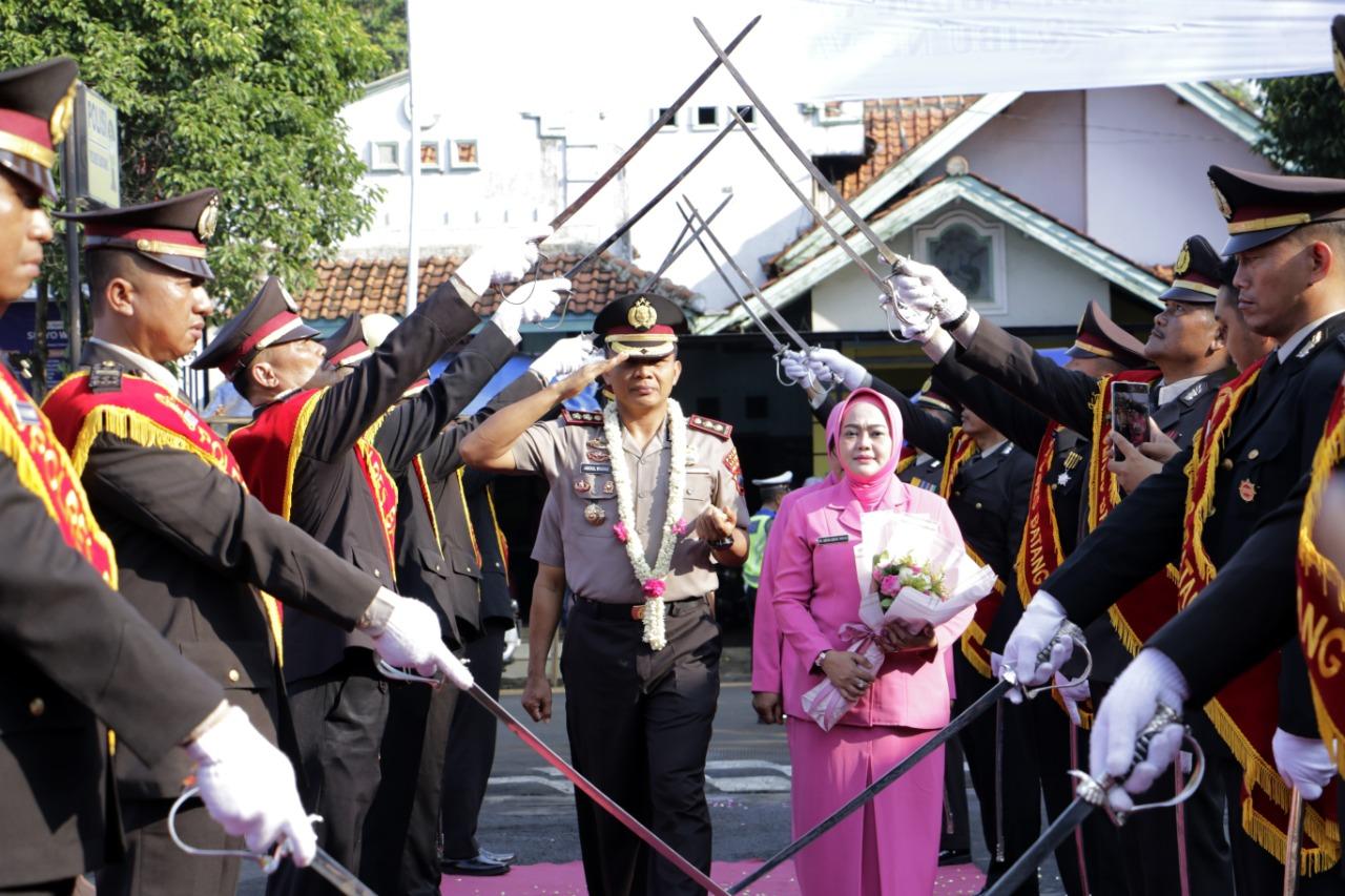 Kapolres Wonosobo AKBP Abdul Waras, Resmi Menjabat Kapolres Batang