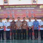 Usai Sertijab Ka.UPT, Wakil Bupati Batang Kunjungi Ponpes di Rutan Batang