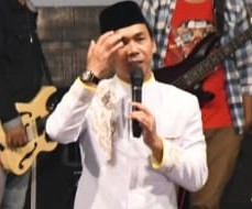 Malam Pergantian Tahun, Bupati Batang Wihaji Minta Maaf , Tahun 2019 Pelayanan Kurang Maksimal