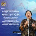 Puan Maharani Ketua DPR RI Tanggapi Isu Perairan Natuna