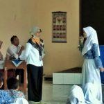 Sosialisasikan SP 2020, BPS Kota Tegal Goes To School
