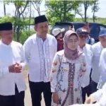 Terkait Pengembangan Kawasan Industri, Dr. Ir Wahyu Utomo WS Kunjungi Brebes