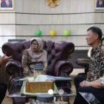 Pengusaha Baek Chang Ho Berencana Dirikan Pabrik Sepatu di Kabupaten Tegal