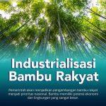 Industrialisasi Bambu Rakyat
