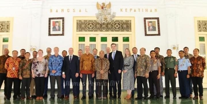 Raja Willem Alexander dan Ratu Maxima Asal Belanda Berencana Kunjungi DIY