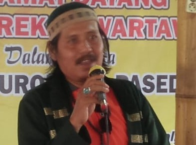 Forum Rembug, Suswoyo Haris Sebut SWAT Bukan Lembaga Maupun Komunitas PERS
