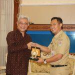 Kaji Raperda Perizinan Lingkungan, DPRD Kabupaten Cimahi Studi ke Cilacap