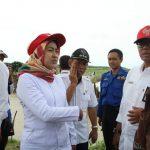 Bupati Brebes Tinjau Tanggul Jebol, Masyarakat Usul Perbaikan Jalan