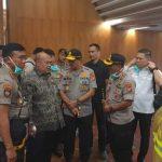 Kapolda Metro Jaya: Tak Ada Kebakaran, Asap di Gedung DPR Akibat Sistem Pemadam Aerosol Eror