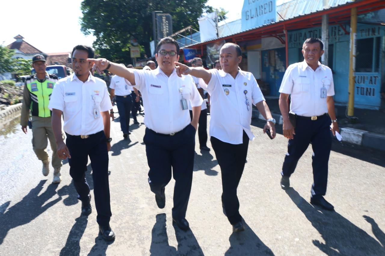 Wakil Walikota Tegal Sampaikan Pemerintah Kota Dukung Revitalisasi Kawasan Stasiun