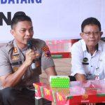 Kapolres Batang Imbau Pasukan Kuning Tidak Mudah Terprovokasi