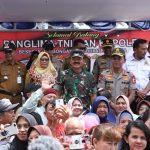 Panglima TNI-Kapolri Dukung Observasi dan Sapa Warga Natuna