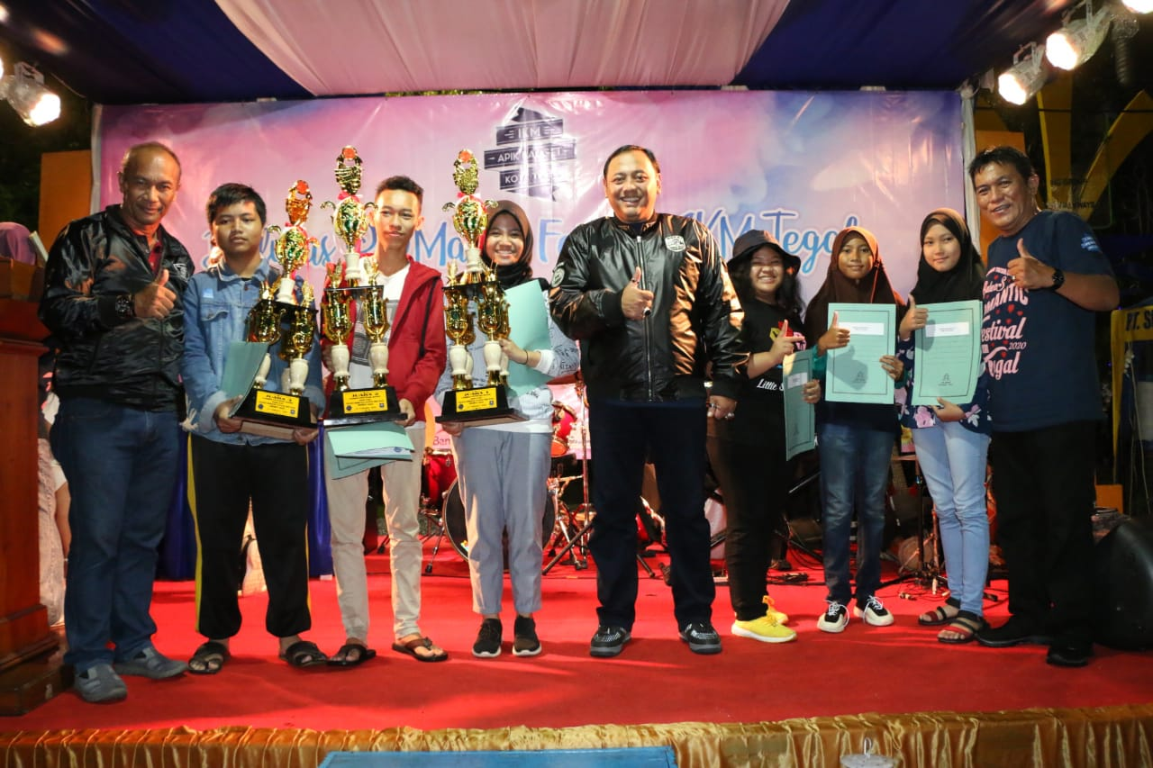 Animo Masyarakat Meningkat, Transaksi Festival IKM Tegal Jutaan