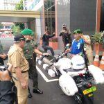 Wali Kota Serahkan Bantuan Senilai Satu Milyar Untuk Kodim 0508/Depok