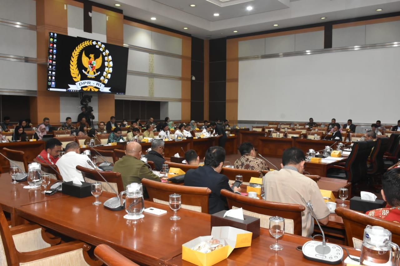 Menkominfo Berharap PDP jadi UU Pertama Tahun 2020