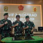 Panglima TNI Kunjungi Divisi Infanteri II Kostrad