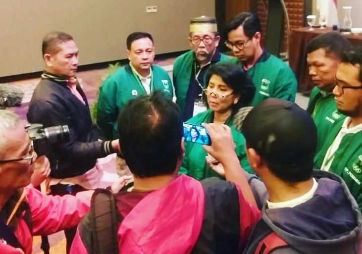 Munas XIII Pordasi Tetapkan Triwatty Marciano Sebagai Ketua Umum PP Pordasi