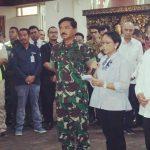 Panglima TNI Dukung Misi Mulia Penjemputan WNI dari Wuhan China