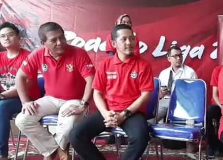 Launching Persekat Road To Liga 2, Ditengah Minimnya Kontribusi Perusahan Lokal