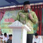 Dedy Yon, Keikhlasan KH. Sulaiman Bin Ishaq Memperjuangkan Agama Patut di Contoh