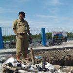 Kepala  DPUPR Kota Tegal Minta Warga Tak Buang Sampah Sembarangan