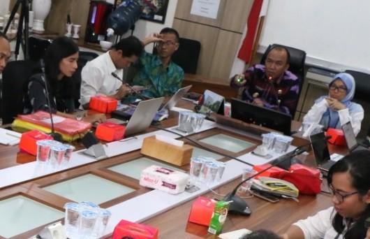Wakil Walikota Yakin Dan Optimis, Kementrian PUPR Akan Membantu Pemkot TEGAL Tangani Kawasan Kumuh Siwatu.