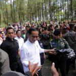 Presiden Dukung Upaya Reboisasi Pasca Erupsi Merapi 2010