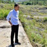 Jokowi Akan Bangun 272 Unit Sabo Dam di Kawasan Gunung Merapi
