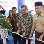 Bupati Purworejo Resmikan Gedung Baru Bank Jateng KCP Kutoarjo