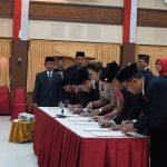 Lantik Pejabat MPD, Notaris, dan PPNS, Kakanwil: Semua Harus Hati-Hati Dalam Bekerja