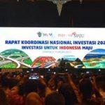 Presiden RI Ir Joko Widodo Resmi Membuka Rakornas Investasi 2020