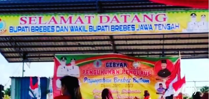 Bupati Brebes Kunjungi Paguyuban Brebes Batam di Kepulauan Riau