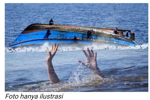 Purnomo Pasrah, Usai Mendapat Kabar Anaknya Hilang di Laut
