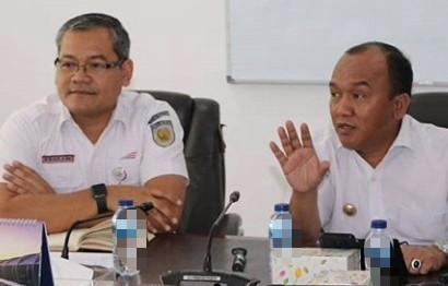 Bahas Revitalisasi Kawasan Dengan PT KAI, Wakil Walikota Hadir di Jakarta Railway Center
