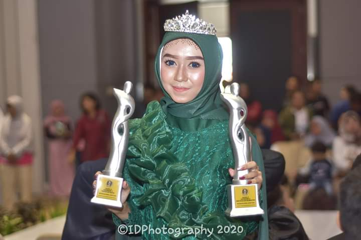 Adinda Model Hits Photos Hunting Tegal, Melesat Ke Grand Final Indonesian Model