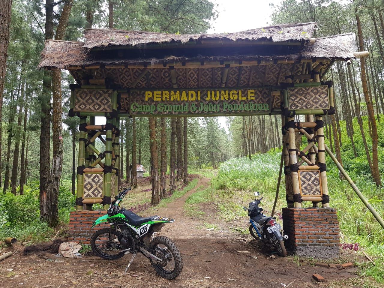 Di Balik Gerai Lembut Wisata Guci, Permadi Jungle Patut Jadi Jadwal Liburan Anda