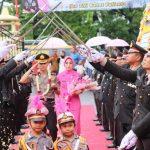 AKBP Gatot Yulianto Resmi Jabat Kapolres Brebes