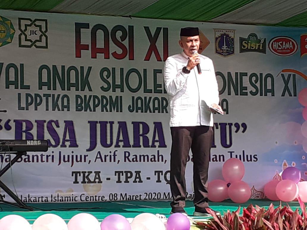 BKPRMI dan LPPTKA Jakarta Utara Gelar FASI ke-XI di Jakarta Islamic Centre