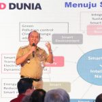 Paparan Wakil Wali Kota Tegal Mendapat Apresiasi Peserta Indonesia 5G