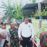 Wakil Wali Kota Bekasi Tinjau Hidroponik, Ketua Pamwil Sampaikan Aspirasi
