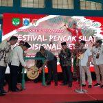 Dandim 0503/Jakarta Barat Apresiasi Pencak Silat Tradisional Betawi