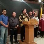 Press Conference, Wali Kota Tegal Sampaikan Permintaan Maaf