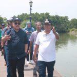 Dampingi Dirjen Perumahan PUPR, Jumadi Berharap Peresmian Dilakukan Presiden RI